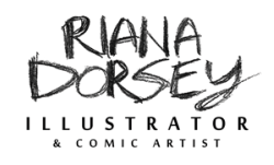 Riana Dorsey Illustration